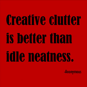 If you know of a quote about crafts, art, creativity, imagination or ...