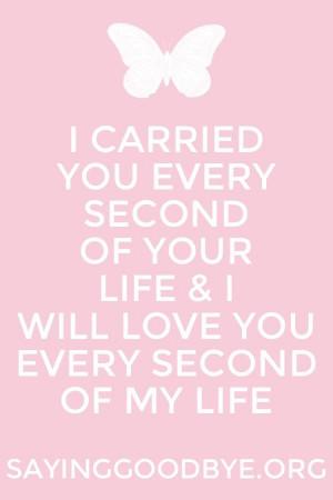 ... Zoe Clark-Coates Quote – #Babyloss #Grief #Miscarriage #Stillbirth