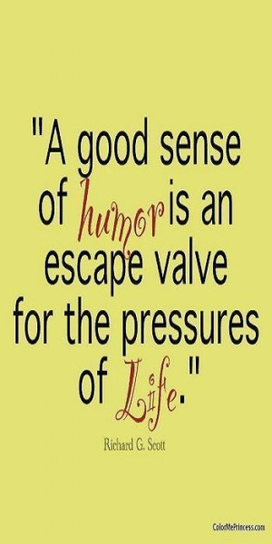 Good sense of humor picture quotes image sayings