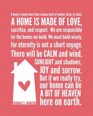 LDS Quote Thomas S