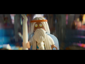Vitruvius - The LEGO Movie