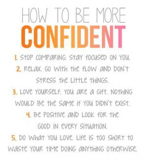 Confidence Quotes – Confident Quotes