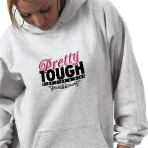 Dirt Bike Quotes and Sayings: Ride Like a Girl Hoody from Zazzle.com