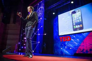 Mariana Mazzucato at TEDGlobal, June 2013 (photo: James Duncan)
