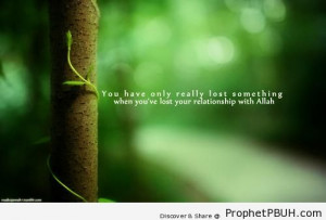 Your Relationship with Allah – Photos of Leaves | Prophet PBUH ...
