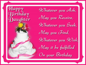 Funny Mom Birthday Quotes From Daughter Daughter/