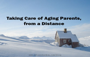 Quotes About Caring For Parents Taking Care of Aging Parents