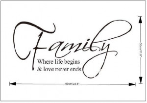 Quotes And Sayings About Family New quotes sayings family