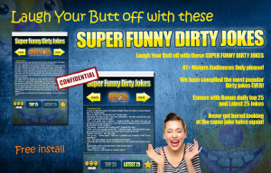 Super Funny Dirty Jokes - screenshot