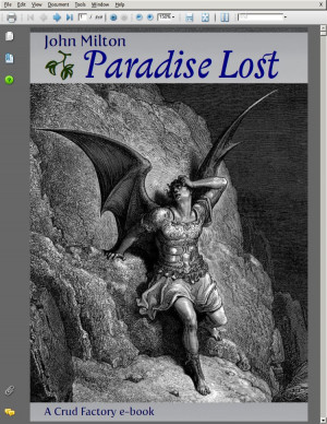 Satans speeches in paradise lost book 1
