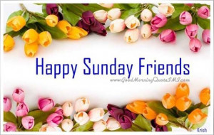 good morning have a blessed sunday gud morning wishes friends happy ...
