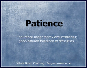 Patience Quotes For You: The Value Of Patience In Leadership Quote In ...