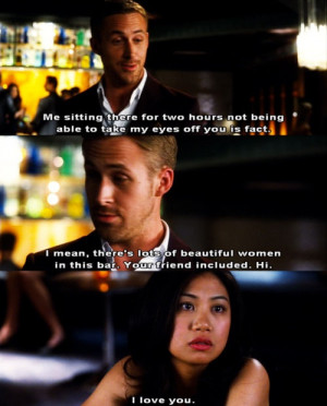Crazy Stupid Love. This has ended up as one of my fave movies, Totally ...