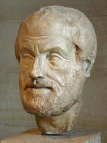 The majority of Aristotle's original work has been lost through the ...