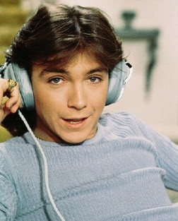 David Cassidy (as Keith Partridge), one of my first crushes...because ...