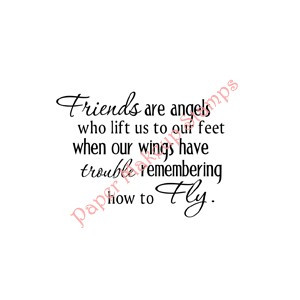angel sayings for friends - photo #22