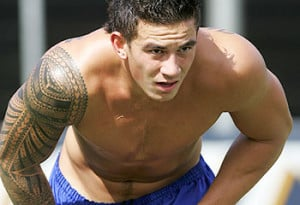 14 Reasons to watch the Sonny Bill Williams fight