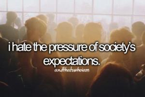 Society's Expectations
