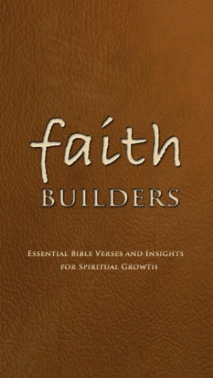 Faith Builders - Faith Quote