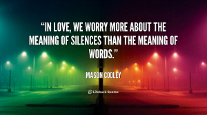 the love we share quotes