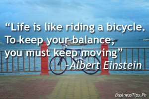 Life Is Moving On Quotes