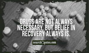 Drugs Addiction Quotes