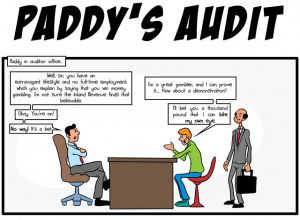 Auditor Audit Jokes