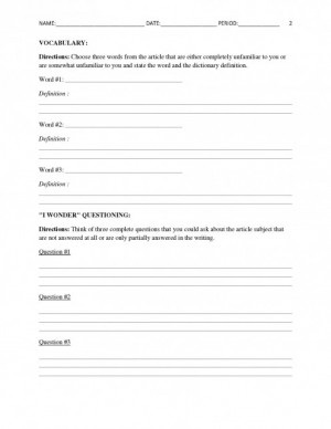 Go Back > Gallery For > Respect Worksheets For Middle School