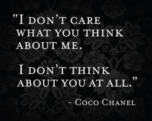 beautiful, chanel, famous quotes, life, quote, quotes, women