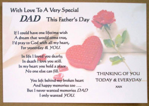 Fathers in Heaven on Fathers Day