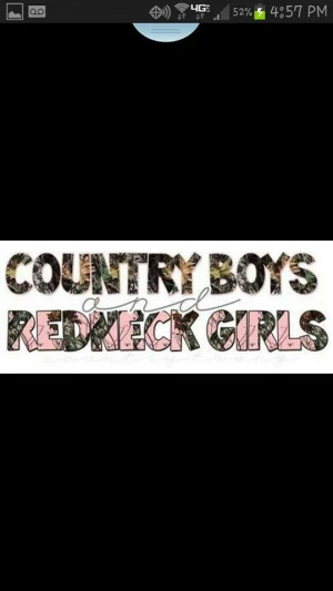 Country Boys And...