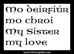 Gaelic%20Sister%20Tattoos%201 Gaelic Sister Tattoos