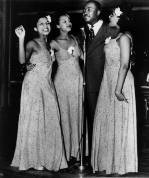 Dandridge Sisters: Etta Jones, Dorothy Dandridge, and Vivian Dandridge ...
