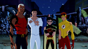 YOUNG JUSTICE (2011)