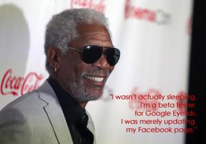 Morgan Freeman Now You See Me Morgan freemans excuse
