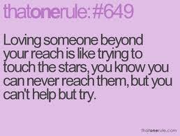 keep reaching...