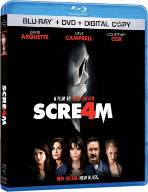 "When I learned that they were making a Scream 4 I was a bit ""iffy ..."
