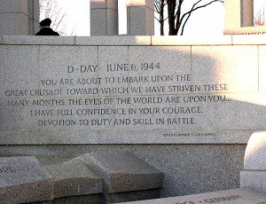 Eisenhower Quotes D Day ~ File:D-Day Quote.jpg - Wikimedia Commons