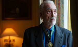Sir Christopher Lee in quotes