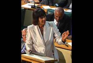 ... Message by The Most Hon. Portia Simpson Miller, ON, MP, Prime Minister