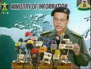 Ari Fleischer finds work asIraq's new Information Minister