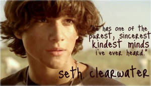 Seth Clearwater Image