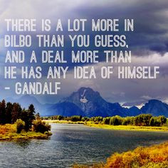 ... of himself – Gandalf #thehobbit #hobbit #thehobbitmovie #hobbitmovie