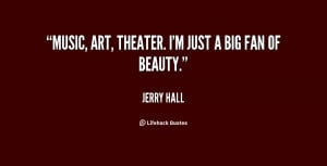 Musical Theatre Quotes