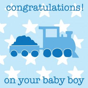 congrats on a baby