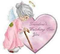 Precious and Sweet Grandma ~grandma angel~