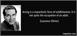 Occupation quote #1