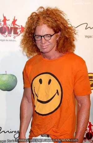 quotes home actors carrot top picture gallery carrot top photos