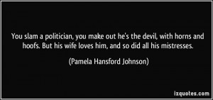 More Pamela Hansford Johnson Quotes