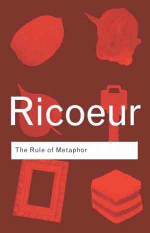 """Start by marking """"The Rule of Metaphor"""" as Want to Read:"""